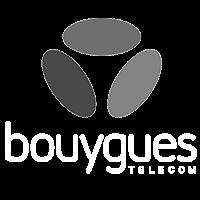 Logo Bouygues Telecom réalisations La Table de Charlotte Traiteur PACA