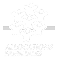 Logo Allocations Familiales réalisations La Table de Charlotte Traiteur PACA