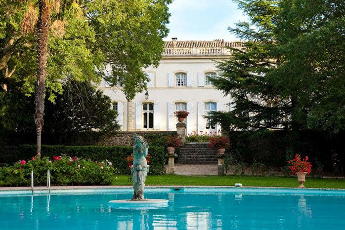 Château de Caseneuve mariage Aix-en-Provence La Table de Charlotte Traiteur