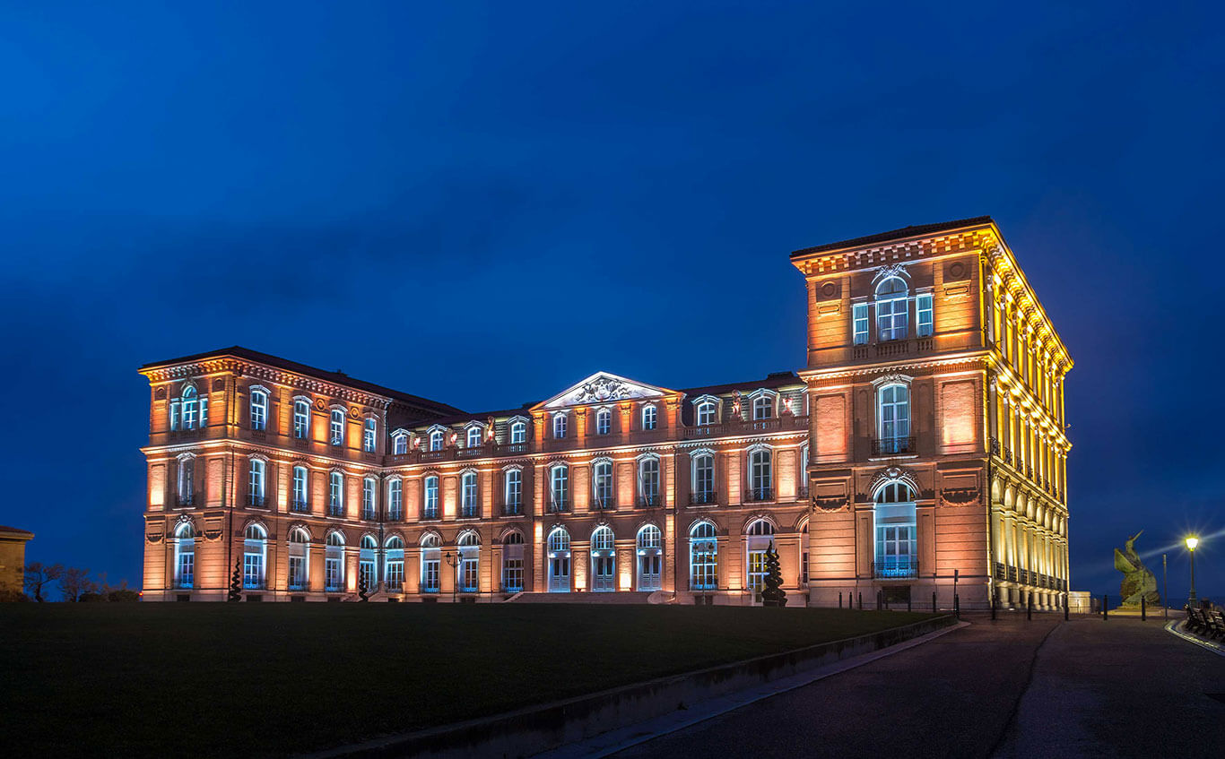 Réception entreprises Marseille Jardin du Pharo La Table de Charlotte Traiteur