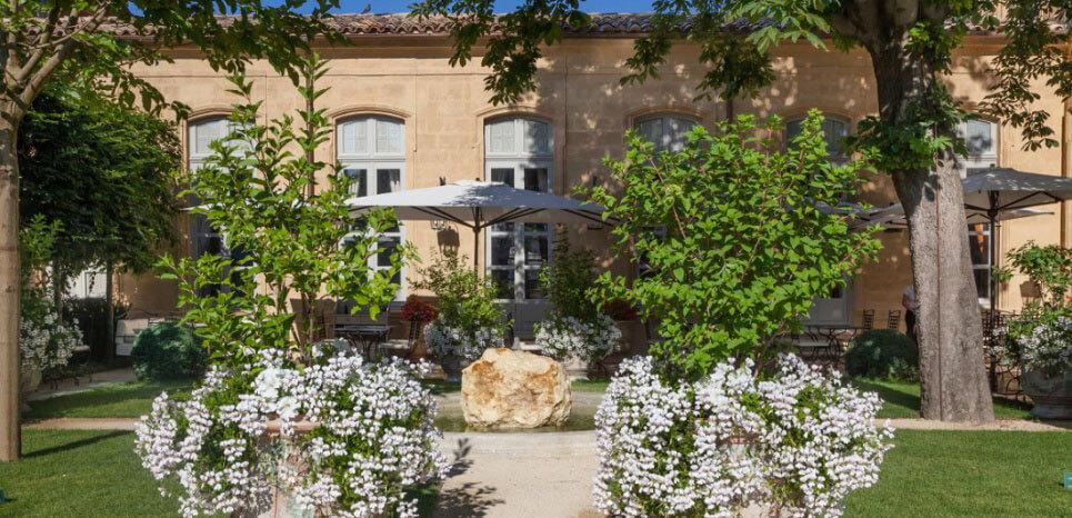 Traiteur Aix-en-Provence Hôtel de Caumont La Table de Charlotte Traiteur