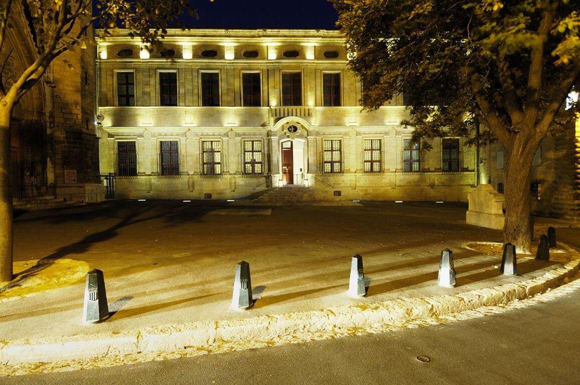 Traiteur Aix-en-Provence Musée Granet La Table de Charlotte Traiteur