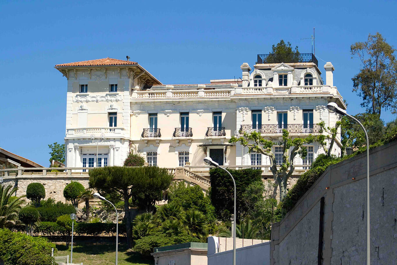 Villa Gaby prestation La Table de Charlotte Traiteur Marseille