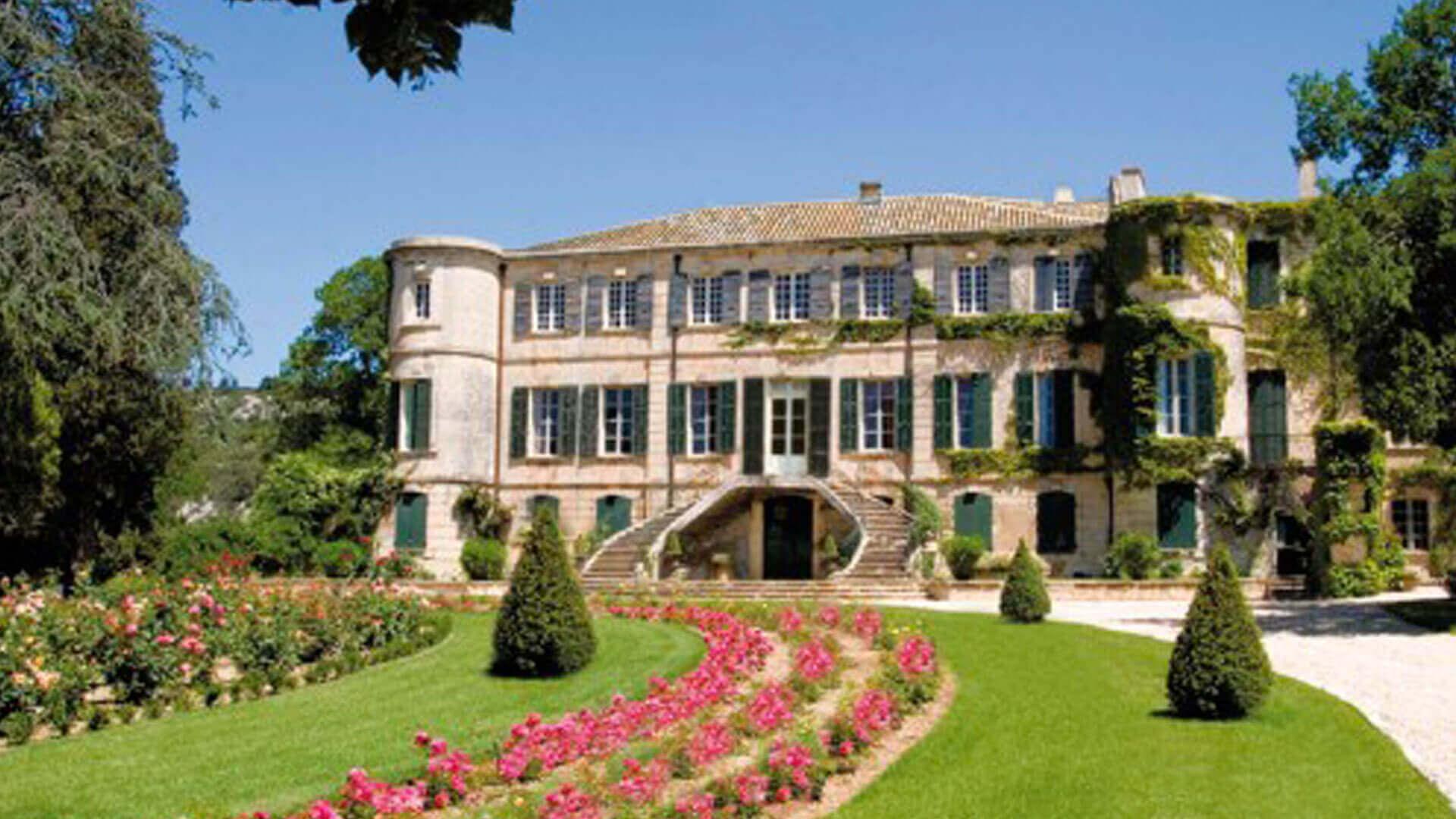 Provence mariage traiteur Château d'Estoublon Fontvieille La Table de Charlotte Traiteur