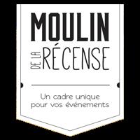 Logo Moulin de la Récense mariage Bouches-du-Rhône La Table de Charlotte Traiteur