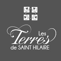 Logo Les Terres de Saint-Hilaire mariage Provence La Table de Charlotte Traiteur