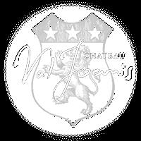 Logo Château Val Joanis La Table de Charlotte Traiteur réception mariage Aix-en-Provence